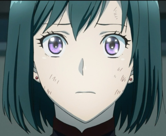 Lenalee, among others, is upset at the turn of events -- and confidence in the leadership is at an all time low. Capture from the Funimation stream.
