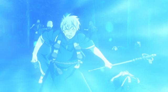Blue Exorcist Kyoto Saga Episode 11: Kinzo stood his ground
