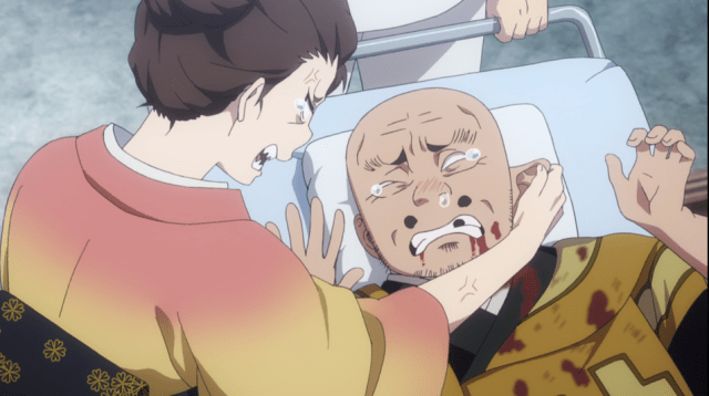 Blue Exorcist Kyoto Saga Episode 12: Tatsuma should have told Torako what was going on