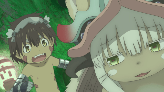Made in Abyss Episode 11: Regu thought he was gathering medicine
