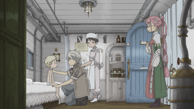 Made in Abyss Episode 12: The animation details are amazing