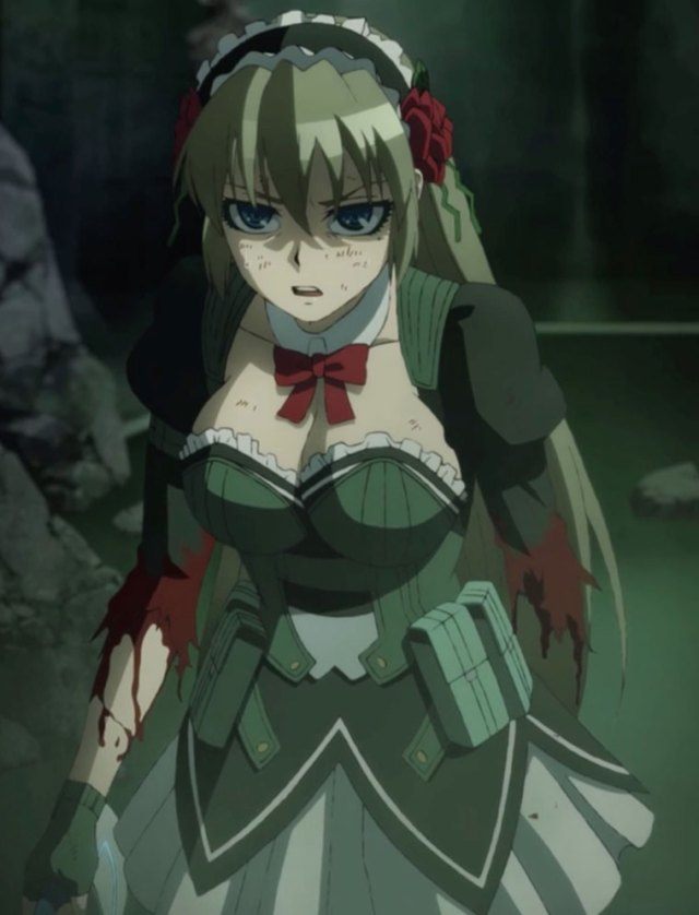 Magical Girl Spec-Ops Asuka Episode 11: Asuka's badassery is off the charts