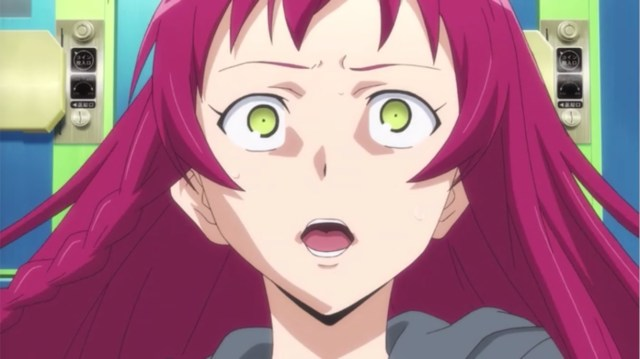 The Devil Is a Part-Timer Episode 10: Emi needs to be more self confident