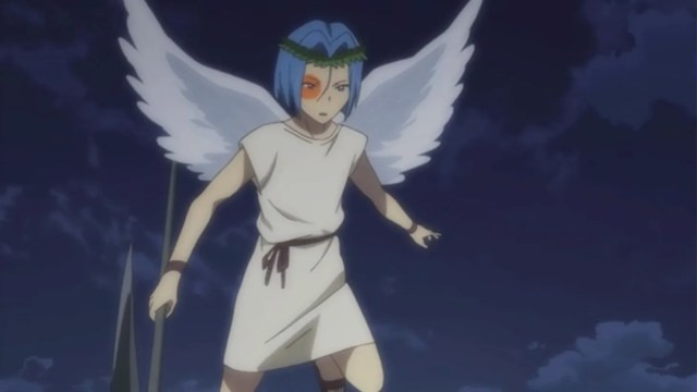 The Devil Is a Part-Timer Episode 11: The Sentucky Manager is an angel?