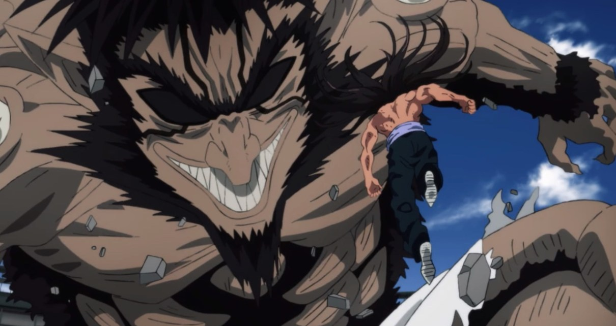 Review: One Punch Man Episode Season 2 Episode 08 – Best In Show