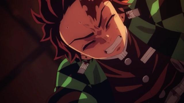 Demon Slayer Episode 13: Tanjirou hit his limit