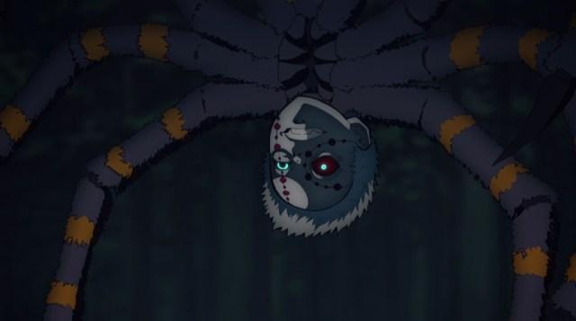 Demon Slayer: Kimetsu no Yaiba Episode 17: Big brother spider? Also terrifying