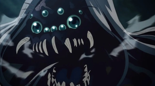 Demon Slayer: Kimetsu no Yaiba Episode 17: Daddy spider certainly had a ton of teeth