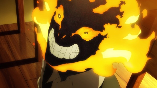 Review: Fire Force Episode 2: The father endured terrible pain for his daughter