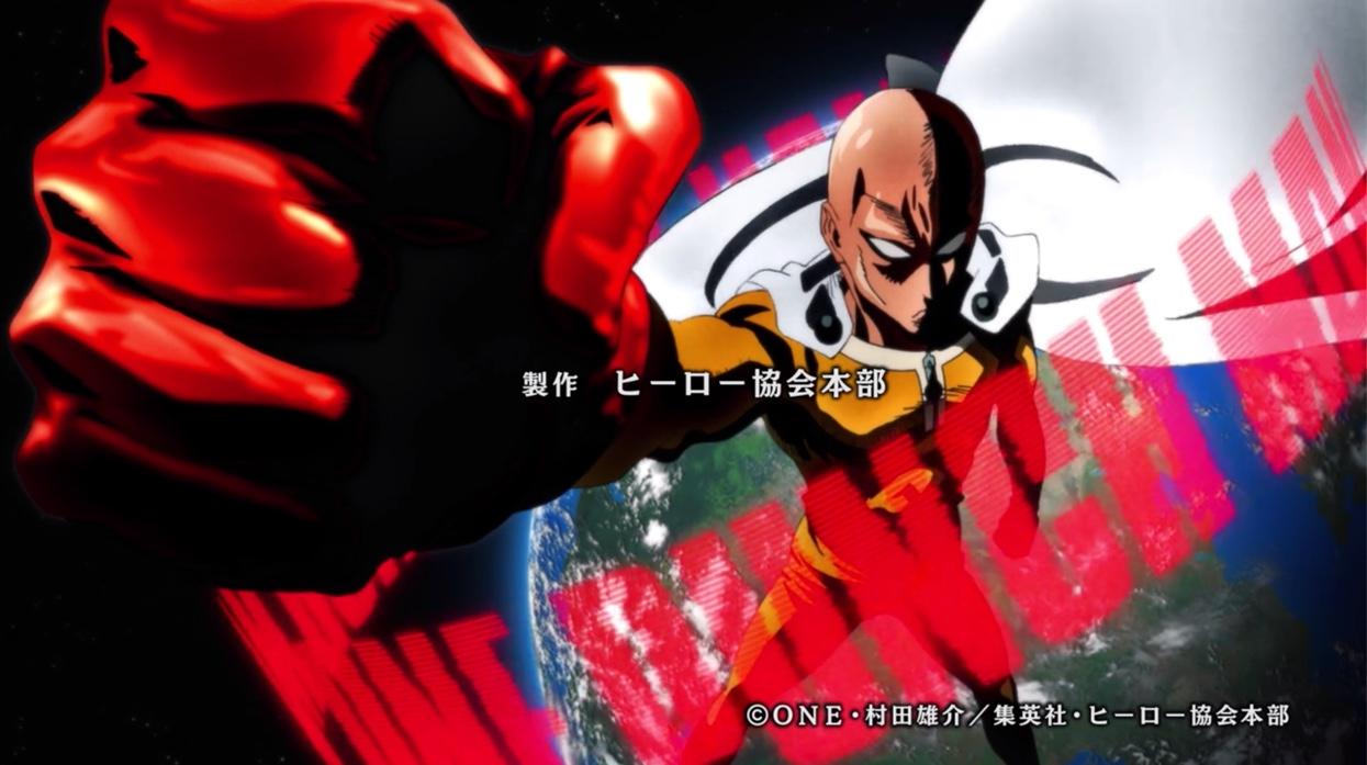 One Punch Man Season 2 Episode Guide