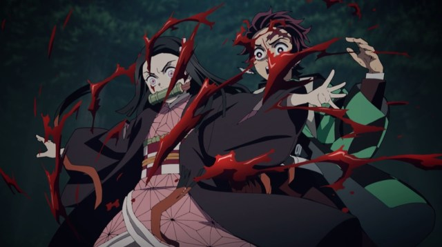 Review of Demon Slayer: Kimetsu no Yaiba Episode 19: Nezuko took the strike to save Tanjiro