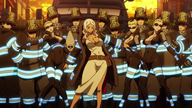Review: Fire Force Episode 4: Company 5 poses well at least