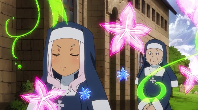 Review: Fire Force Episode 6: An older sister disciplines Hibana