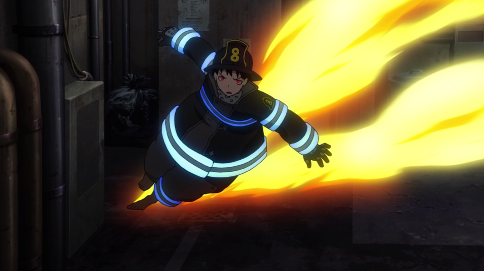 Review: Fire Force Episode 8: Mini Excaliburs and Seriously