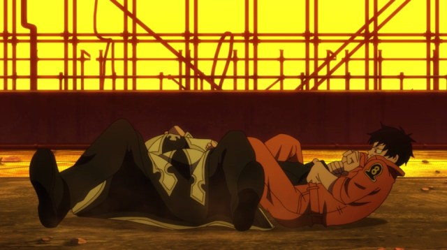 Review: Fire Force Episode 9: Shinra and Rekka's fight was intense
