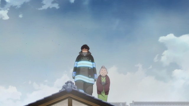 Review: Fire Force Episode 11: Shinra was speechless