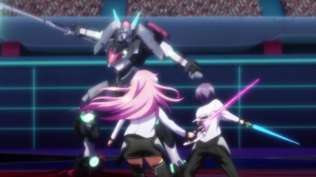 The Asterisk War Episode 20: Ayato and Julis showed great teamwork