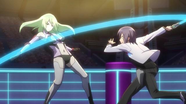 The Asterisk War Episode 20: Ayato lands at least one strike