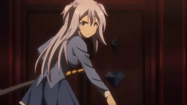 The Asterisk War Episode 20: Kirin's dangerous even when she's wounded