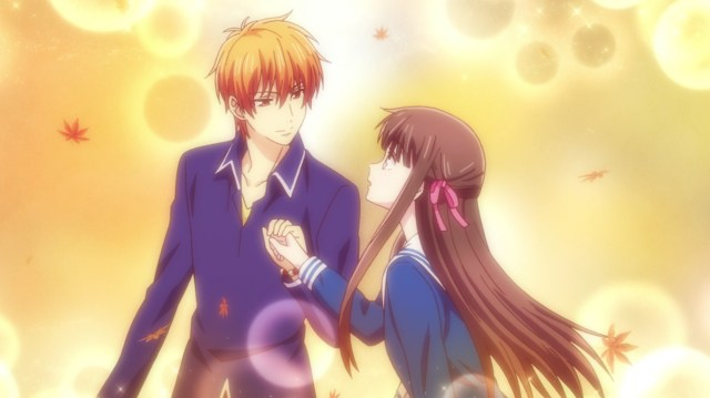 Fruits Basket Season 2 Episode 17: Kyo has no filter. So when he showed concern for Tohru, it took her breath away.