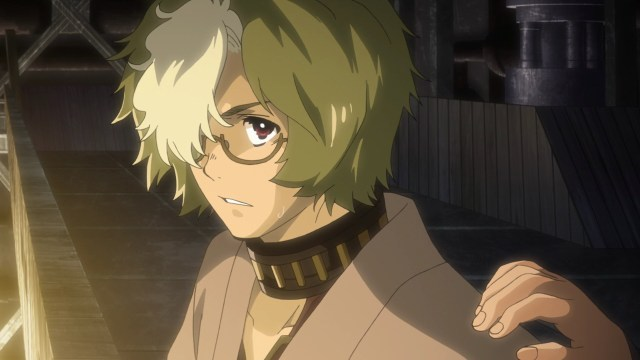 Kabaneri of the Iron Fortress Episode 9: Ikoma wanted to go after Mumei.