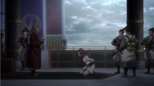 Kabaneri of the Iron Fortress Episode 11: Biba doesn't seem very repentant