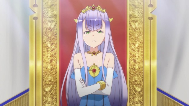 Outbreak Company Ep 4: Petralka isn't buying what Shinichi is selling!