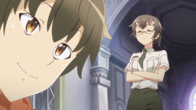 Outbreak Company Ep 4: Koganuma confirms Bahailam is to the east.