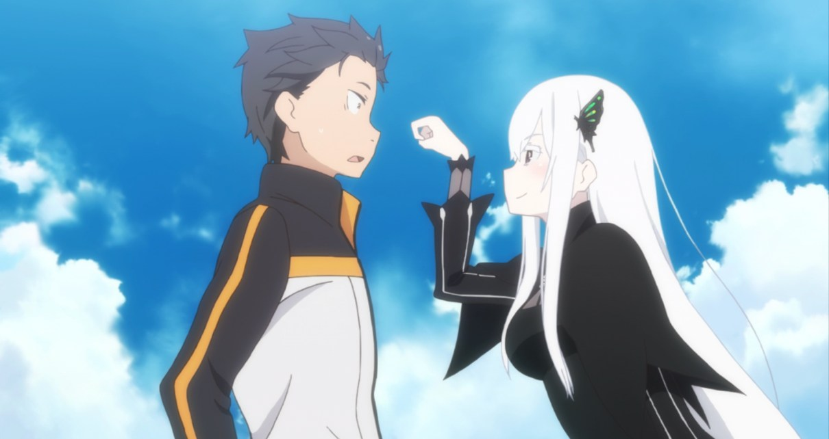 Re:ZERO Season 2 Episode 28: Subaru doesn't have great luck with witche