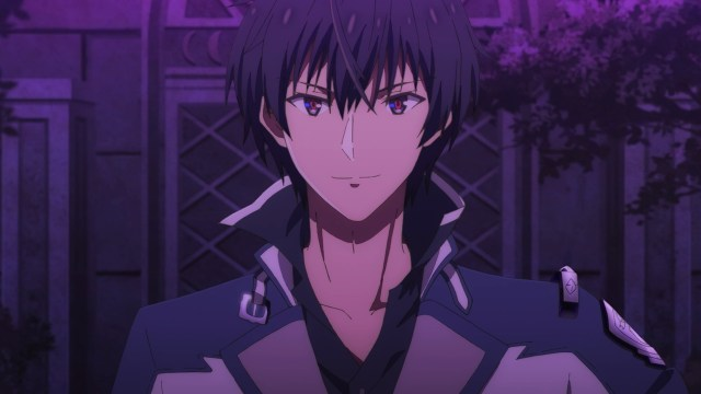The Misfit of Demon King Academy Episode 4: Arnos isn't trouble by rules.