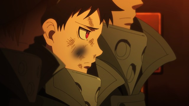 Fire Force Season 2 Ep 6: Shinra had been forced to confront the limits of his heroism.