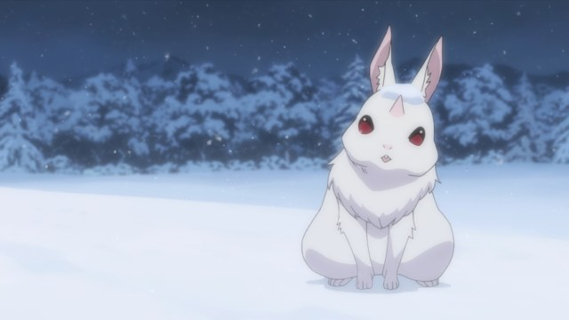 Re:Zero 2 Episode 33: Beware the cute horned bunny.