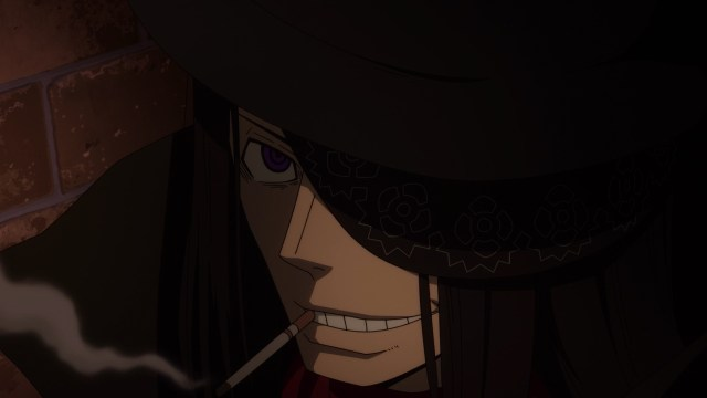 Fire Force Season 2 Ep 11: Joker, too, is interested in facts.