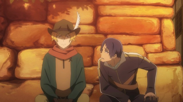 DanMachi III Episode 2: Hermes didn't seem to like Ikelos