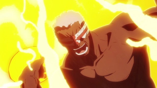 Fire Force Season 2 Ep 17: Charon, making dads everywhere proud