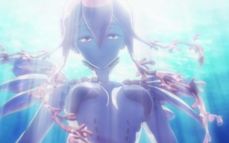 Land of the Lustrous Episode 4: Ventricosus is hiding something