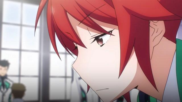 The Irregular at Magic High School: Visitor Arc Episode 2: Tatsuya's lack of imagination did not please Erika