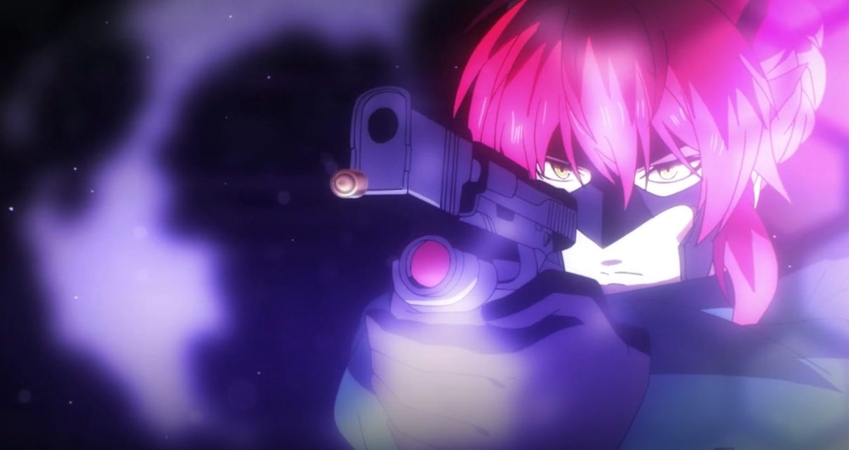 The Irregular at Magic High School: Visitor Arc Episode 3: Angie Sirius is not to be trifled with