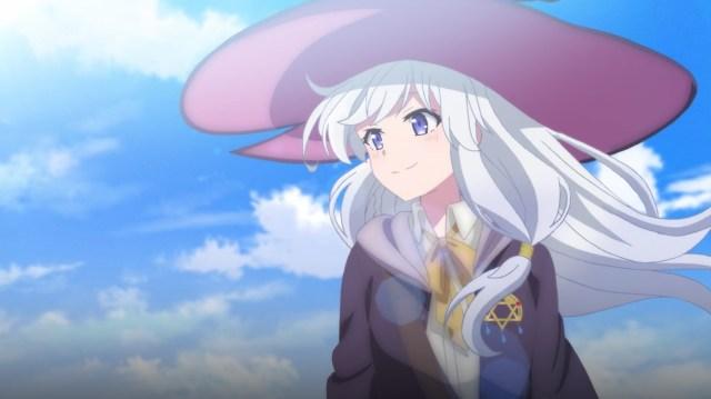 The Journey of Elaina Episode 2: Elaina has amazing self confidence.