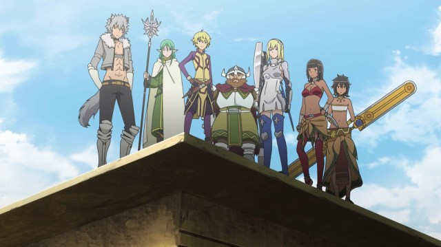 DanMachi III Episode 7: The Loki Familia is here...