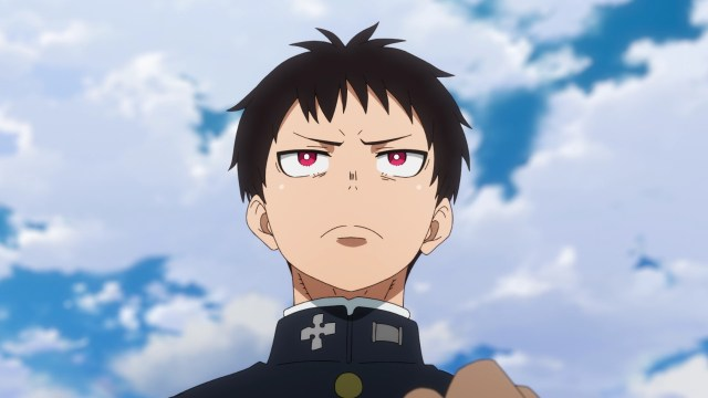 Fire Force Season 2 Ep 18: Shinra's honestly helped get through to Iris