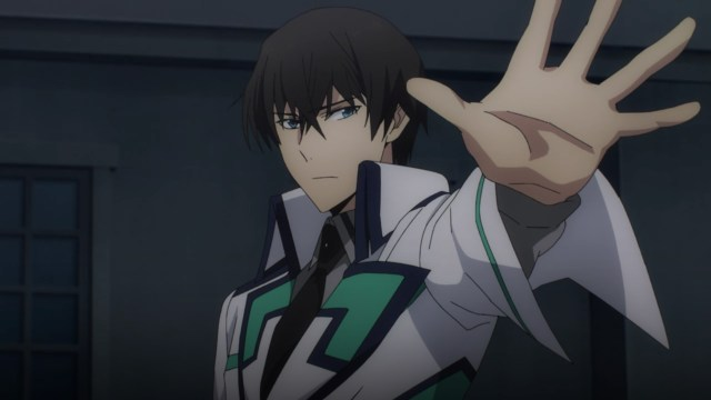 The Irregular at Magic High School: Visitor Arc Episode 5: Tatsuya didn't know which spell to use