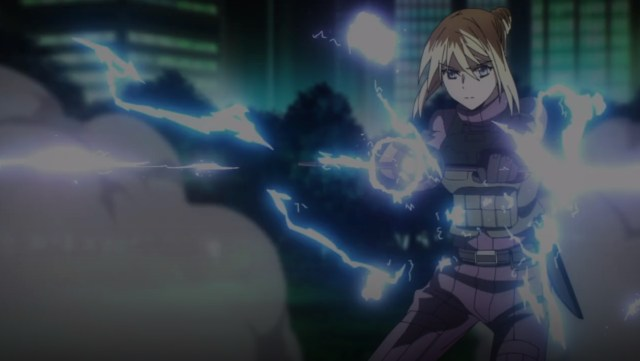 The Irregular at Magic High School: Visitor Arc Episode 7: Lina's first strike was powerful. Just not powerful enough.