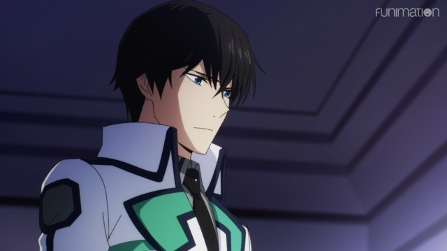 The Irregular at Magic High School: Visitor Arc Episode 9: Tatsuya thought nothing of lecturing one of the 10 Master Clans