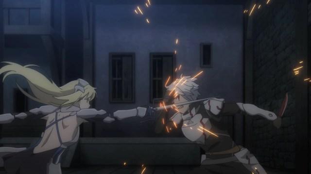 DanMachi III Episode 11: Bell and Ais fought