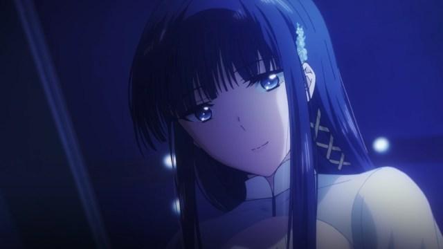 The Irregular at Magic High School: Visitor Arc Episode 13: Miyuki watched Tatsuya rest