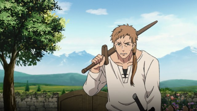 Mushoku Tensei: Jobless Reincarnation Episode 4: Paul found it impossible to argue with Rudy -- with words, anyway.