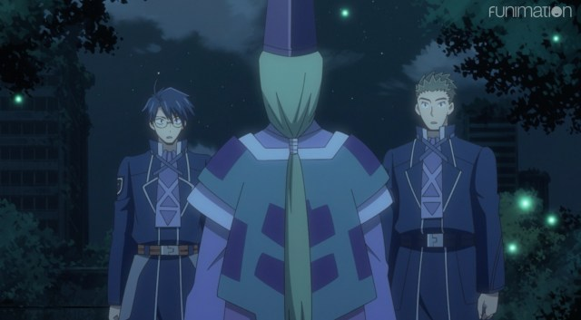 Eins' plan was sound, and his desire for Shiroe's help was honest.