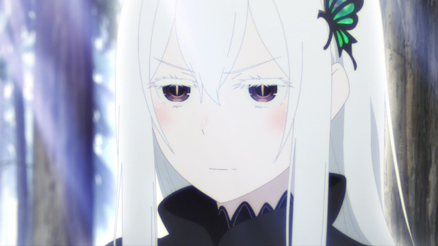 Re:ZERO Season 2 Part 2 Episode 41 - Young Garfiel and Simply Emilia | Crow's World of Anime