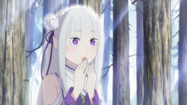 Re:ZERO Season 2 Part 2 Episode 42: Emilia seemed resolved to confront her memories.